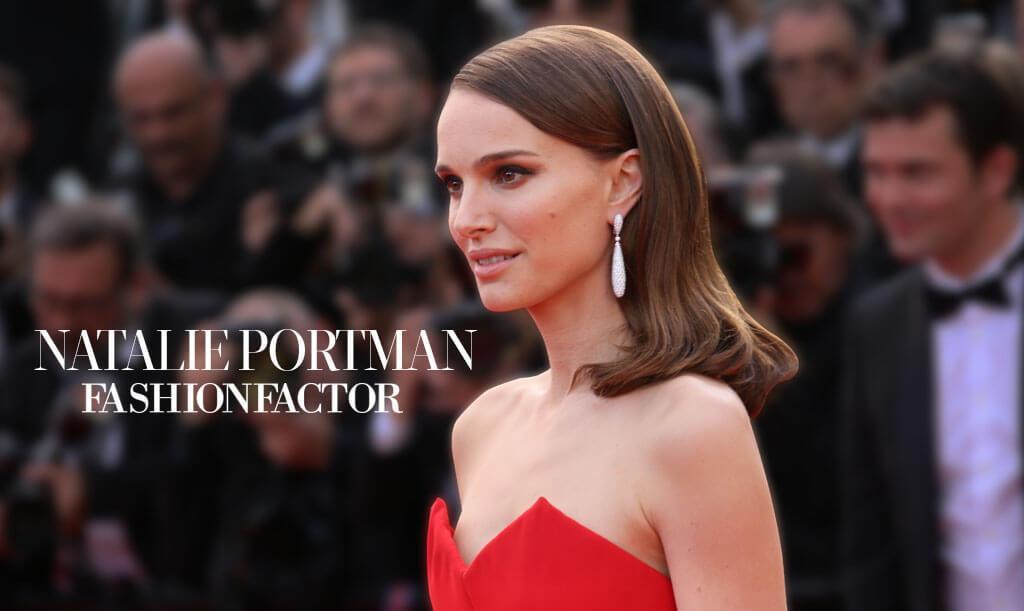 Natalie Portman la academia