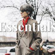 Essentials Spring – Summer 2017