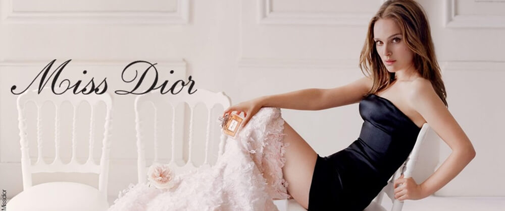 Natalie Portman campaña publicitaria
