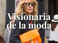 mujer de estilo visionario