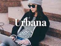 mujer de estilo urbano