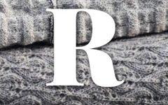 letra r glosario