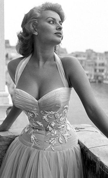 Sophia Loren Y Monica Bellucci Divas Fashion Factor Revista Digital