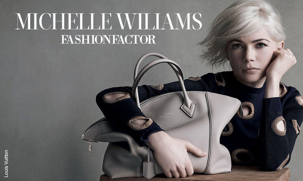 Michelle Williams, la mujer discreta de Hollywood.