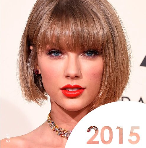 taylor swift estilo 2015