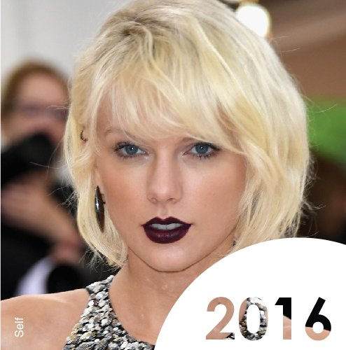 taylor style 2016