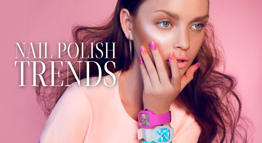 Nail polish trends spring summer 2017 - Fashion Factor Digital Magazine