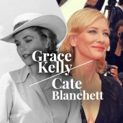 Grace Kelly / Cate Blanchett