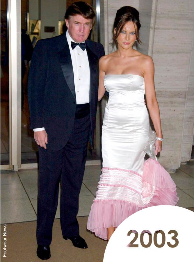 bfa630380dc9 The other news that will be making waves is which designers will say yes to  the challenge of dressing Melania and who will refuse because of her  husband ...