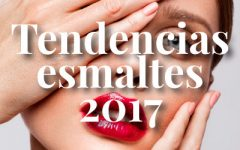 esmaltes tendencias de belleza beauty trends nail polish nails uñas primavera verano 2017