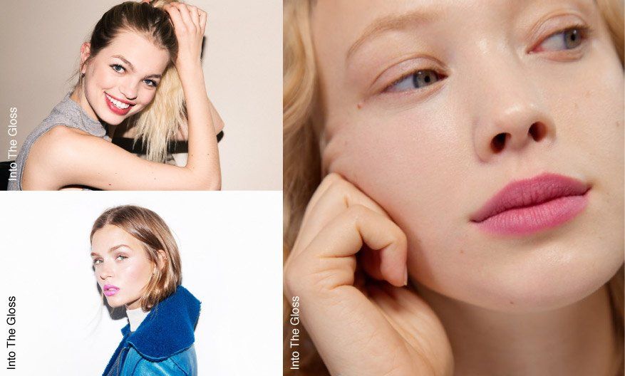 maquillaje mujer elite de preparatoria preppy woman identifica tu estilo primavera verano 2017 fashion factor style spring summer 2017