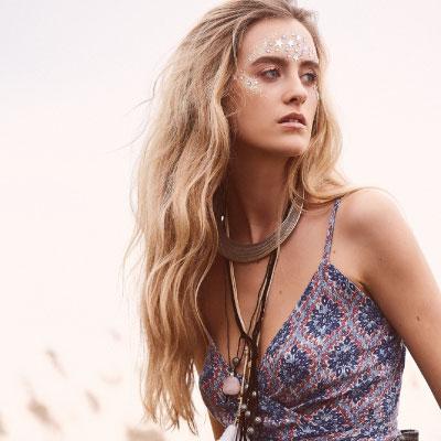 mujer bohemia bohemian woman identifica tu estilo primavera verano 2017 fashion factor style spring summer 2017