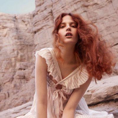 mujer romántica romantic woman identifica tu estilo primavera verano 2017 fashion factor style spring summer 2017