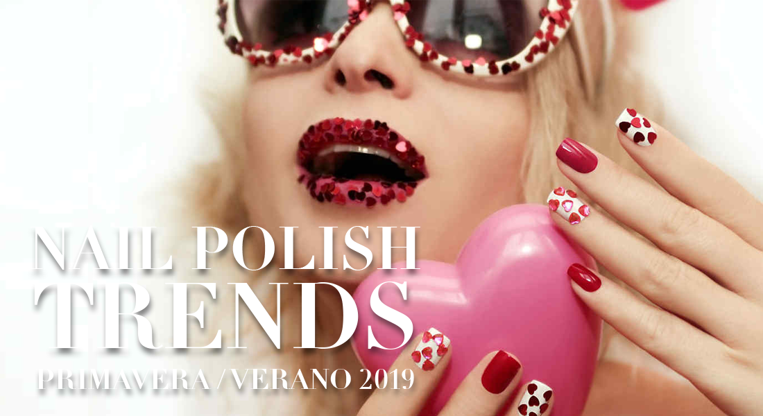 Nail polish trends spring-summer 2018 - Fashion Factor Digital ...
